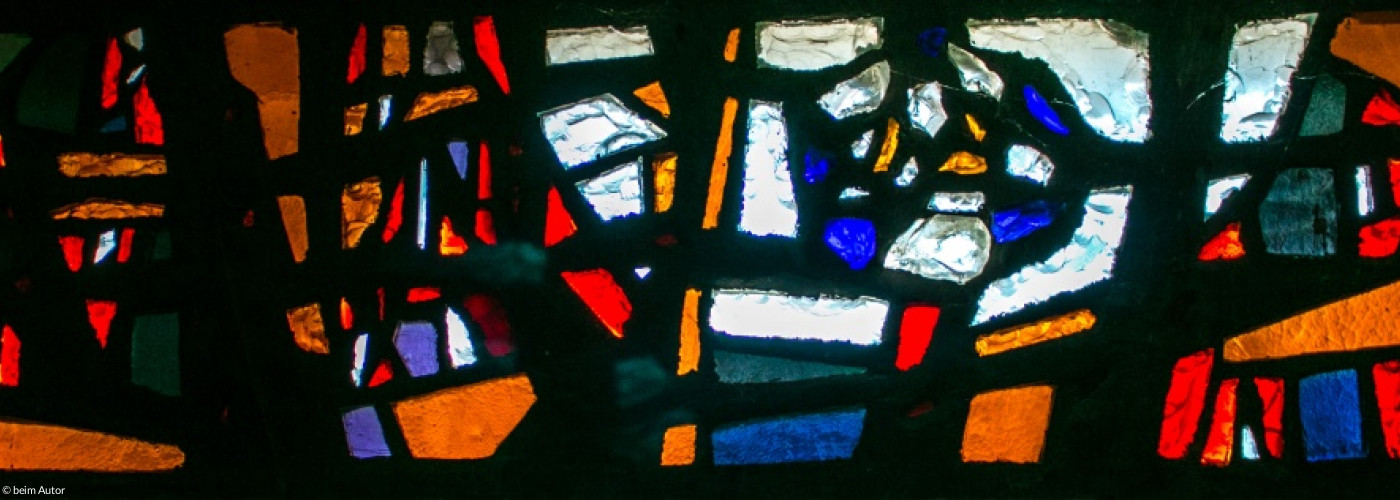 Glasfenster